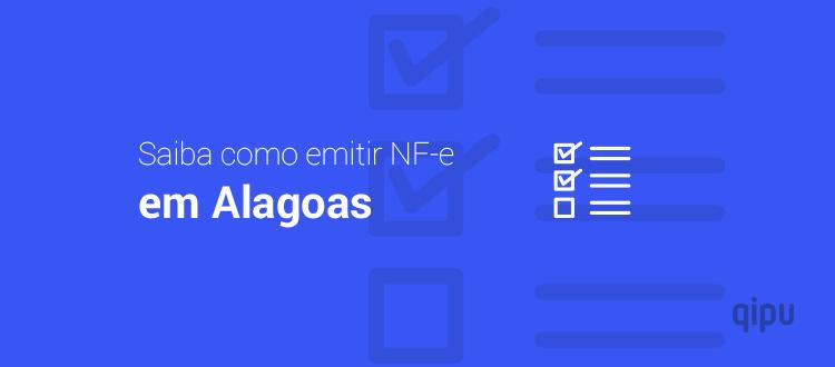 Como emitir NF-e em Alagoas?