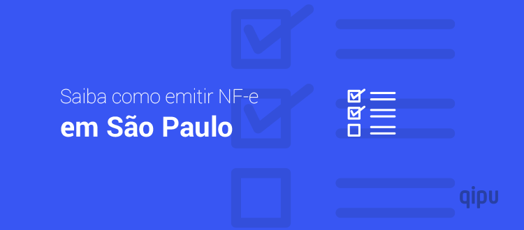 Como emitir NF-e em São Paulo?