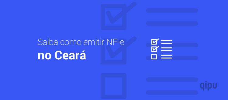 Como emitir NF-e no Ceará?