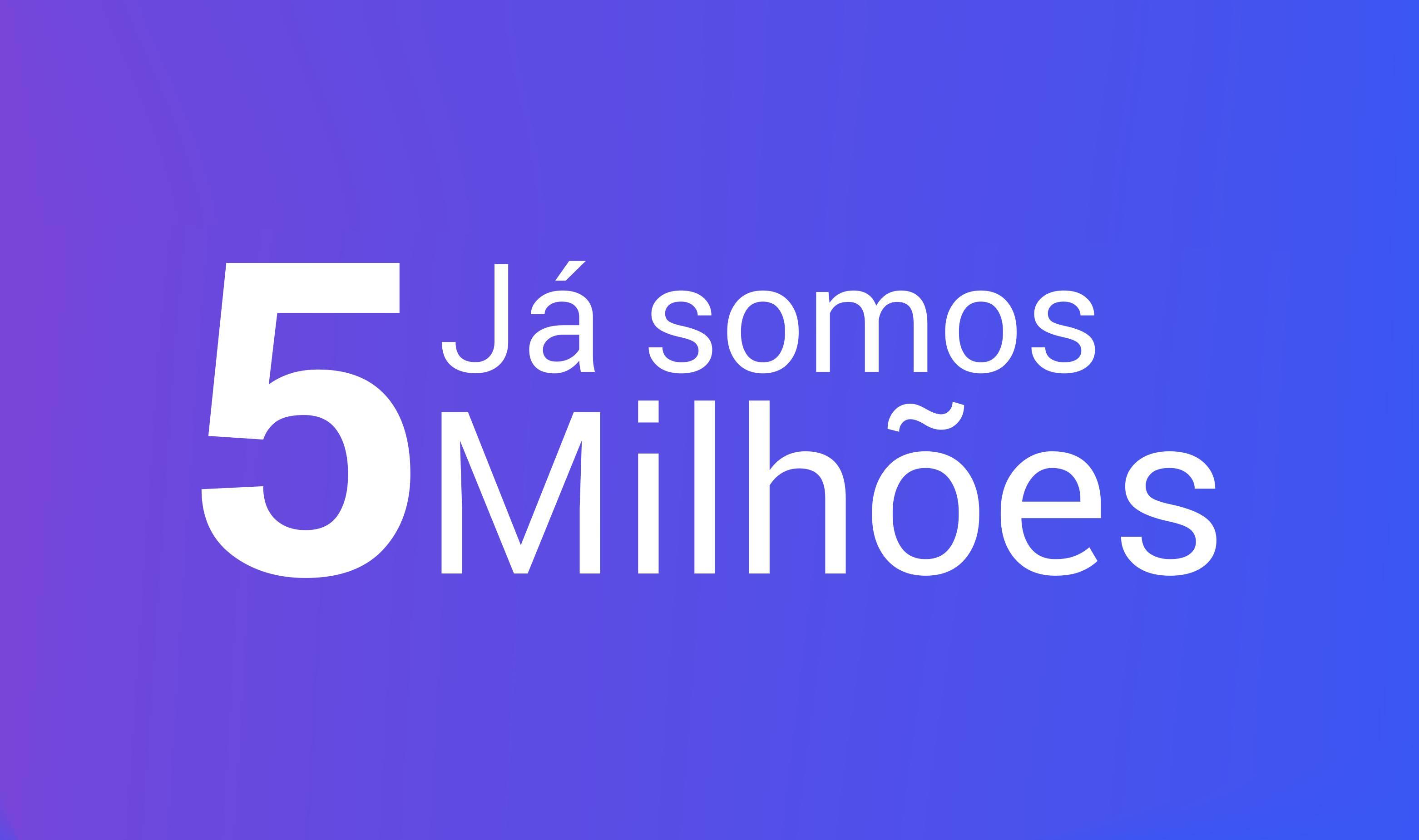 Brasil chega a marca de 5 milhões de microempreendedores individuais