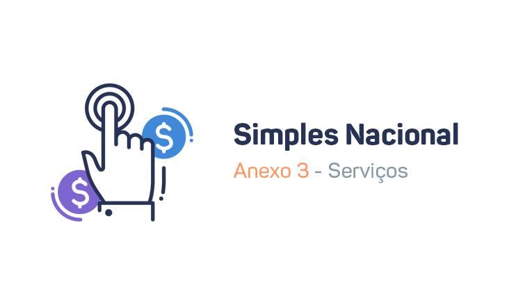 ANEXO 3 - Tabela Simples Nacional - Receitas de Locação de Bens Móveis e de Prestação de Serviços
