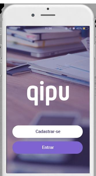 Junte-se a mais de 300 mil empresas que j?usam o Qipu